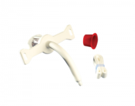 Bivona Adult Uncuffed Tracheostomy Tube