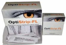 Optistrip-FL Flourescein Strips