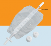 Bag Careline 500ml Non Sterile Short 6cm Tube