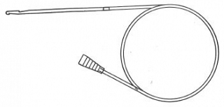 Karmen Catheter with Tubing