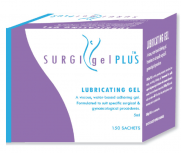Surgi-Gel Plus Lubricating Sachets 3ml