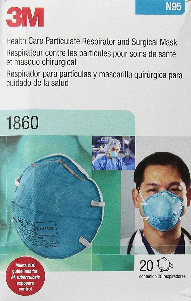 masque 3m n95 medical